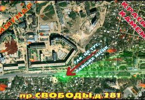 Своя хата+8соток-центр Свободы,красная линия(р-н Красный камень,Коммунар