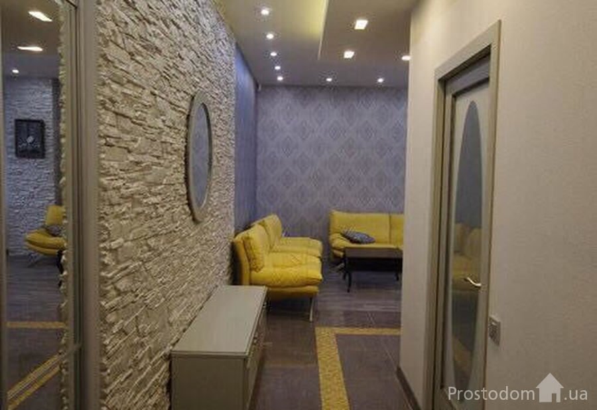 фотография -  Новострой. р- парка Глобы. 60 кВ м с ремонтом и мебелью за 72000 дол