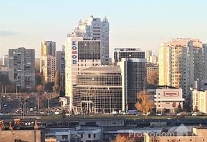 Аренда офиса 73м2, м.Левобережная, БЦ Комод