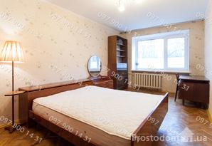 аренда двухкомнатной квартиры Печерск Чешская 4