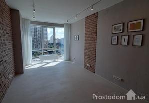 Новый офис! ЖК Smart Plaza Obolon'. 56м2. Офис в стиле Loft. Минская. Оболонь