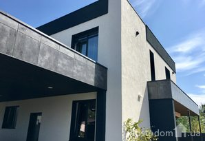 Уникальный  современный дом с ремонтом  и мебелью п. Белогородка