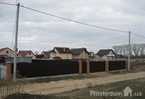 Борисполь, 18км от Киева, земельные участки в жилом масcиве
