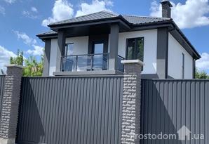 Дом в Киеве, Соломенский район, возле метро, закрыт. территория,охрана