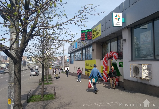фотография - Магазин (40м2+50м2) метро Демеевская, пр-т Голоссевский,15