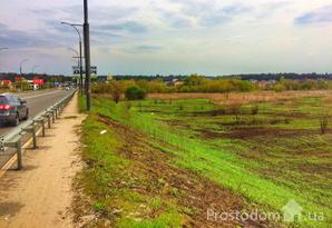 фотография - Фасадные участки по новой трассе 17 и 33 сотки Ирпень (Романовка)-Киев