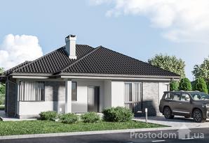 Продам одноэтажный дом 128 м2 в Вышгородском районе