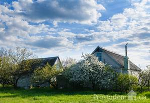 Продам добротный дом в уютном районе Орловщины, 68,4 м²
