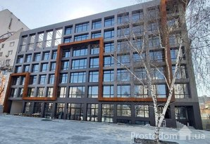 Офис в аренду в новом бизнес центре премиум класса 52 м.кв.