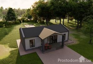 Дом в Крушинке
