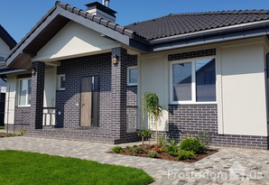 Готовый новый Дом 124 м2 в Вышгородском районе