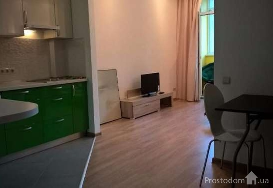 фотография - Жилянская 118 ! Элитный новострой ! 1к с ремонтом и мебелью !