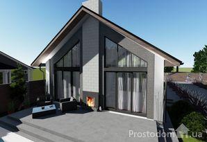 Новий будинок в Михайлівській Рубежівці +9 соток землі